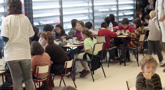 Multinacionales a la caza del comedor escolar | Comunidad Valenciana ...