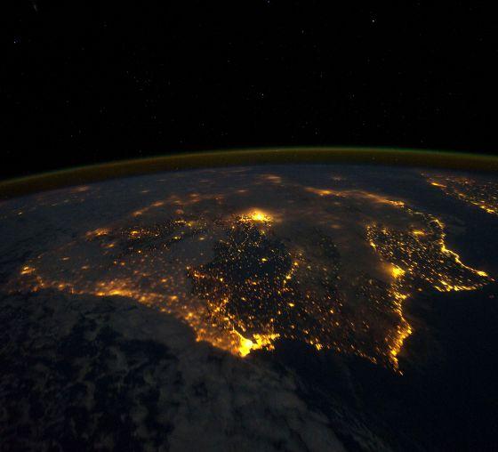 Tanta luz apaga el cielo de madrid madrid el pa s - El cielo de madrid ...