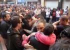 Seis ertzainas se enfrentan a una pena de cuatro años de cárcel por la muerte de Cabacas