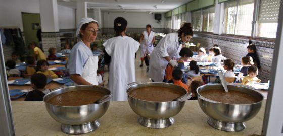 Los colegios empezarán el curso con aula matinal y servicio de ...