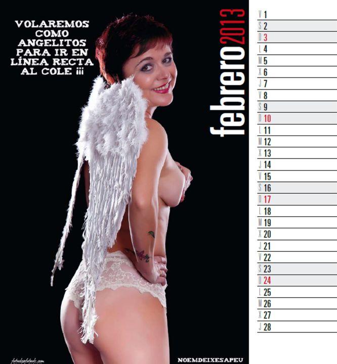 Calendario madres de monserrat 2013 3