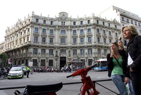 Los trabajos en canalejas tambi n afectar n a las fachadas - Trabajo de jardinero en madrid ...