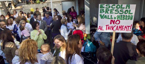 La Guardería Del Vall D Hebron Se Libra Del Cierre Cataluña El País