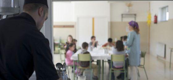 Un total de 4.720 niños asisten a los comedores escolares en verano ...