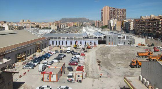Línea Madrid - Castilla La Mancha - Comunidad Valenciana - Región de Murcia