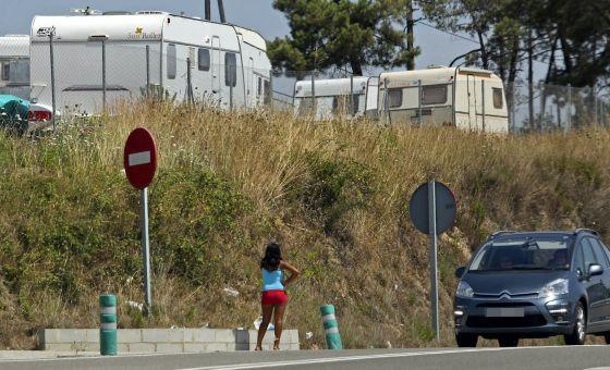 prostitutas en las carreteras prostitutas asiaticas en madrid
