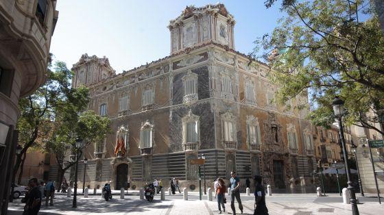 Museo Nacional De Ceramica.El Museo Del Marques De Dos Aguas Cierra Salas Por Falta De Personal