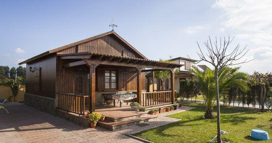 Vejer Planta Cara A La Construccion De Casas Prefabricadas En El