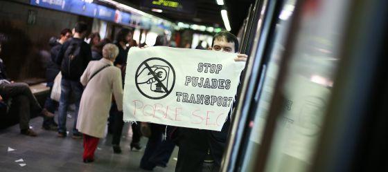 Stop subidas