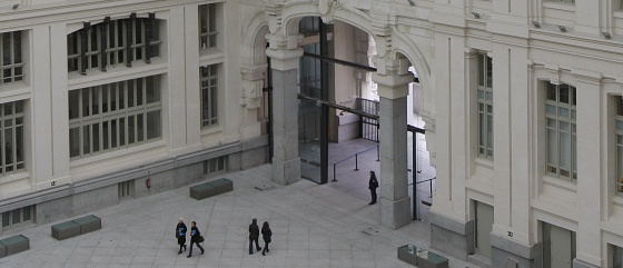 El Palacio De Cibeles Costó 500 Millones Madrid El País