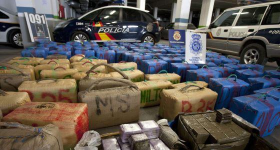 Resultado de imagen de La Línea, el margen de la ley, andalucia, droga, crimen