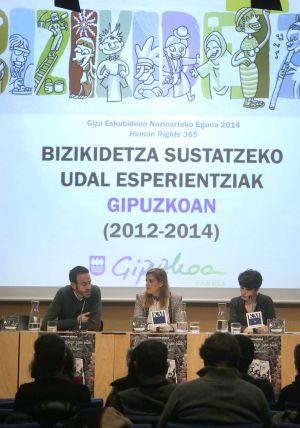 17 ayuntamientos guipuzcoanos participan en un plan de convivencia - EL PAÍS