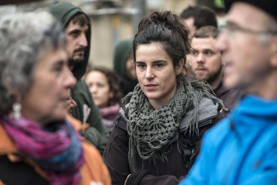 Detenida Jone Amezaga para su ingreso en prisión - EL PAÍS
