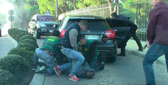Detenido Un Peligroso Sicario En Una Urbanización De Pozuelo De Alarcón