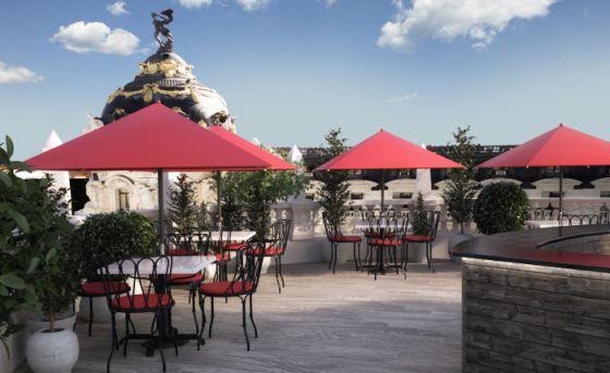 La Gran Vía Abre Su Primer Hotel De Cinco Estrellas Madrid