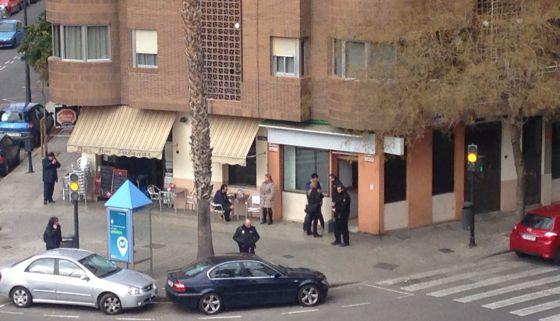 ee572a4aeddd Atraco con violencia en un local de compraventa de oro en Valencia ...