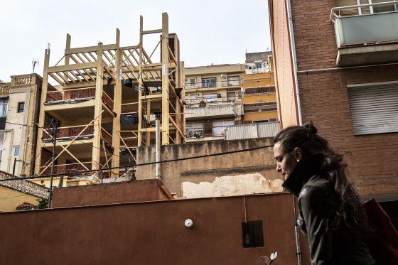 Gràcia tendrá el edificio ecológico privado más grande de Barcelona ...