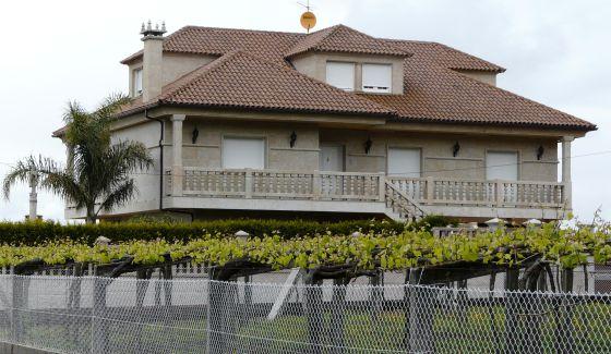 Se vende mansi n de narcotraficante galicia el pa s - Inmobiliarias en villagarcia de arosa ...