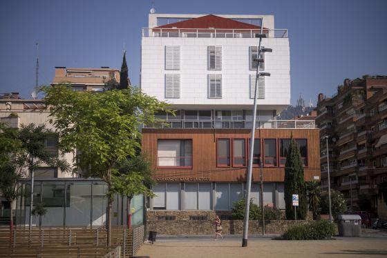 El col legi de metges rescata el pla de boi ruiz de - Colegio delineantes barcelona ...
