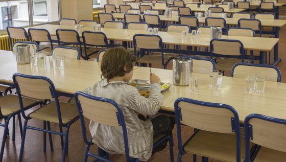 Pobreza: La síndica dice que las becas comedor en Barcelona son ...