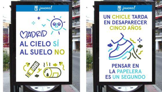 Carmena Lanza Una Campaña Y Un Bando Para Mantener Limpia Madrid