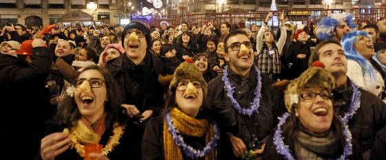 Las nuevas normas para celebrar la nochevieja en la puerta for Puerta del sol en nochevieja