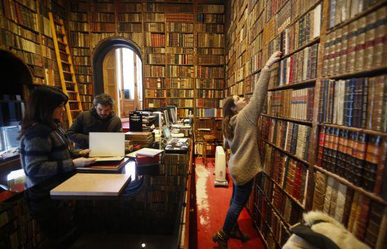 Un tesoro en libros | Madrid | EL PAÍS