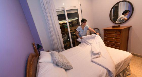 Camareras de segunda para hoteles de primera catalu a for Trabajo de camarera de pisos