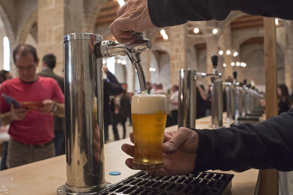 Resultado de imagen de barcelona beer festival