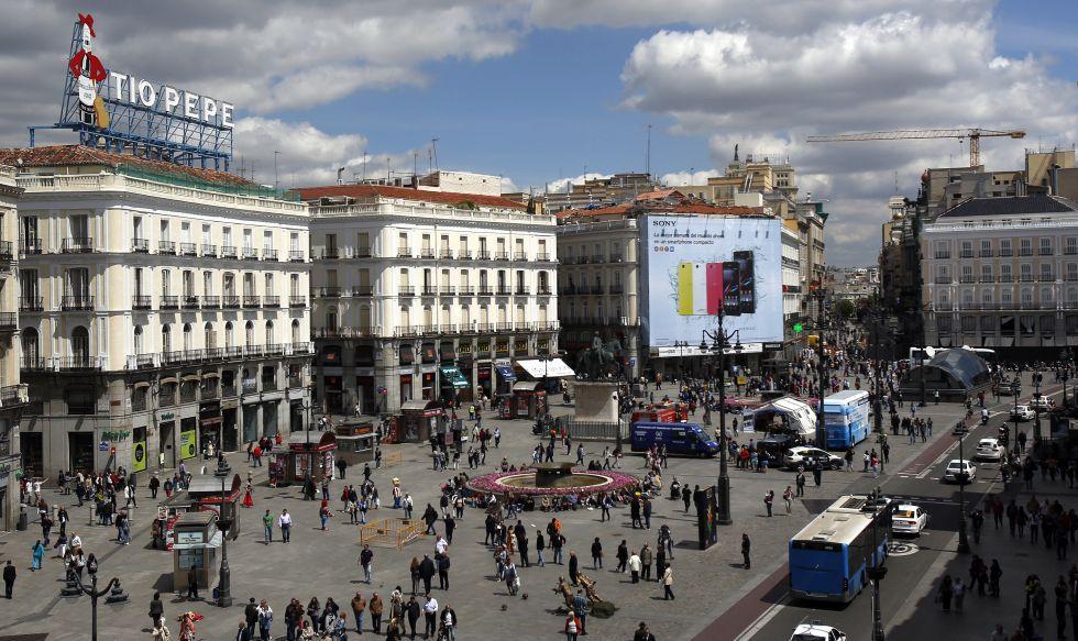 Madrid Se Valora Como La Segunda Mejor Ciudad Europea En
