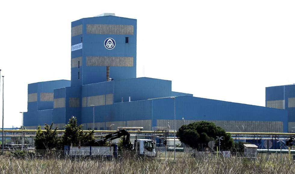 ThyssenKrupp y Tata Steel fusionan sus negocios para crear la segunda mayor acerera de Europa