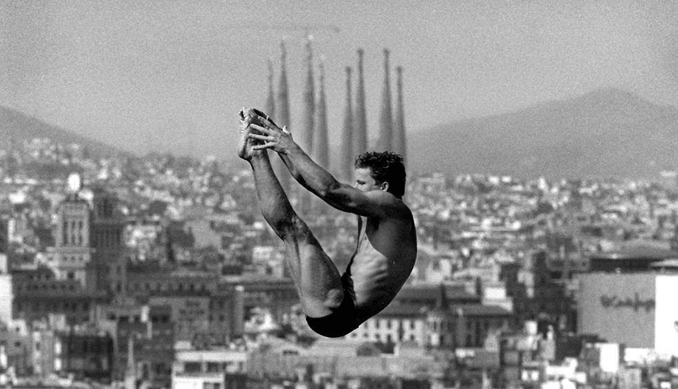 Barcelona Conmemora Los 25 Anos De Los Juegos Olimpicos Sin