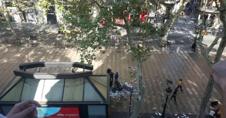 elpais.com - Atropello en la Rambla de Barcelona, en directo