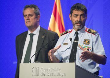 El jefe de los Mossos se queja de que la Policía Nacional no les pasa ?toda la información? europea