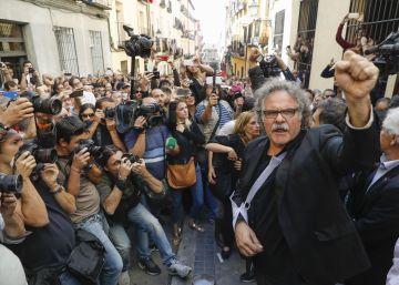 Iglesias y Otegi llaman a la movilización contra el PP