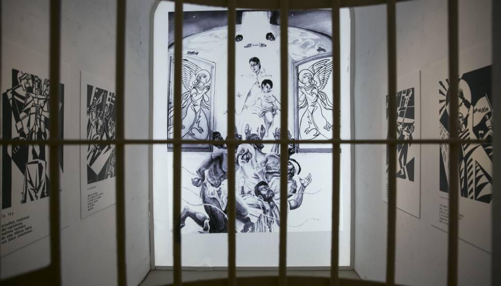 La Generalitat quiere proteger la Capilla Gitana de la cárcel Modelo |  Cataluña | EL PAÍS
