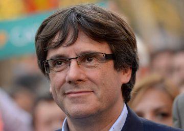 Puigdemont pide un pleno del Parlament sin citar la declaración de independencia