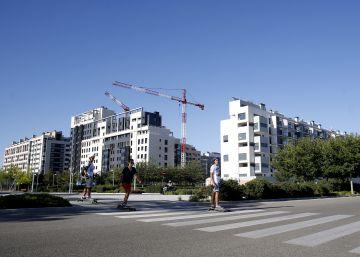 Los activos morosos en construcción e inmobiliaria en España siguen por encima del 20%