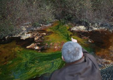 En Marea pide el cese del jefe de Minas por el caso de la cantera abierta en un parque natural