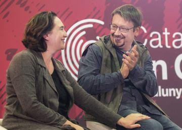Domènech dimite por sorpresa como líder de los Comunes y de diputado