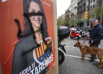 El acoso a los partidos contrarios a la independencia enturbia la campaña catalana