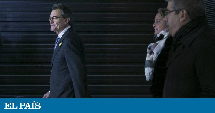 Separatist Movement Catalan Independence Icon Artur Mas Steps Back From Political Front Line In English El Pais