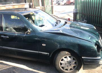 Detenido el conductor que atropelló a una menor de 17 años cuando pretendía huir a Argentina