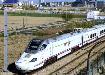 Renfe cancela 161 trenes para el viernes por la huelga de CGT