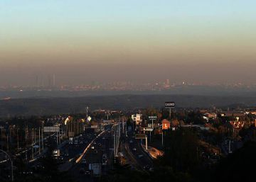 La contaminación por dióxido de nitrógeno y partículas aumentó en 2017