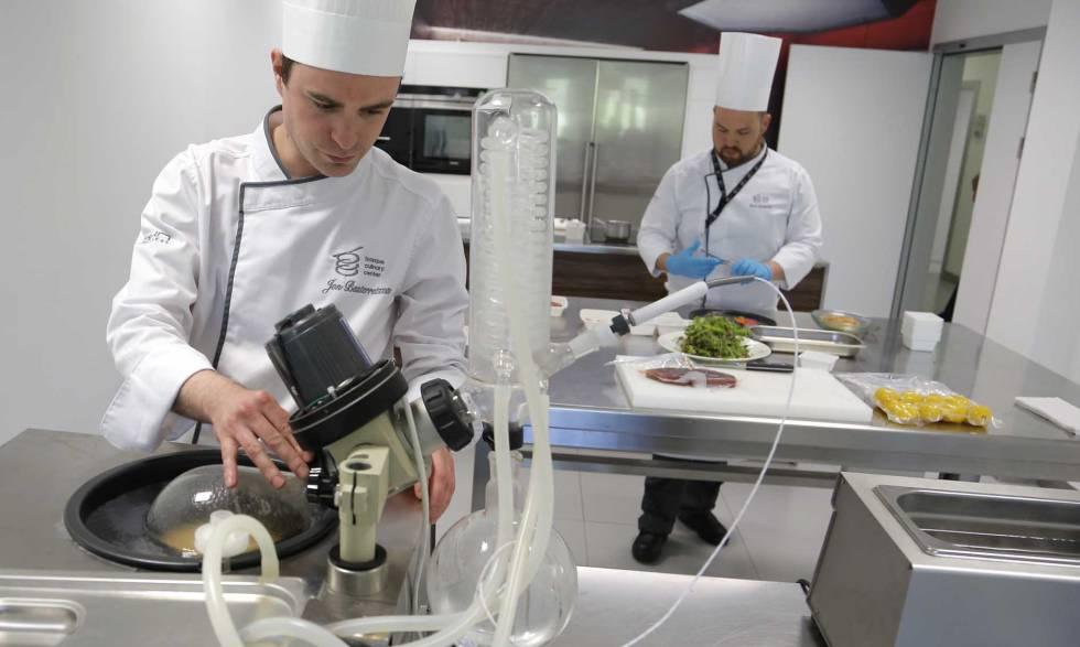 El Basque Culinary lanza el primer centro tecnológico de gastronomía