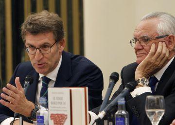 Feijóo evita comparecer sobre el fiasco de las cajas tras negar KPMG que su informe avalara la fusión
