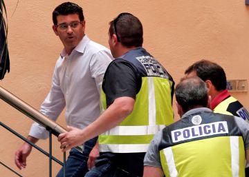 Libertad para el presidente de la Diputación de Valencia y los cinco detenidos por corrupción