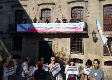 Aplazado el juicio a nueve activistas a petición de la familia Franco