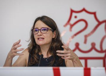 Oltra pide a Sánchez decisiones para avanzar en la igualdad entre territorios
